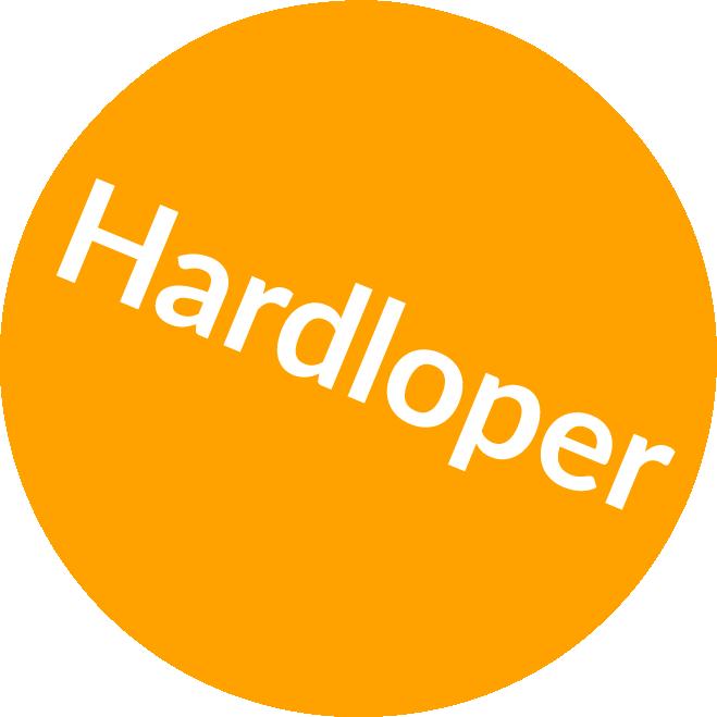 Houten Driewieler Loopfiets  2 in 1 - Rood