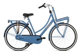 Popal Daily Dutch Basic+ Damesfiets 28 inch N3 - Göteborg Blue