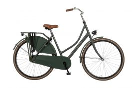 Altec London Omafiets 28 inch - Army Green