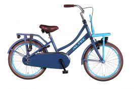 Altec Urban Transportfiets 20 inch - Grijs Blauw
