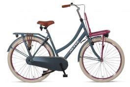 Altec Urban Transportfiets 28 inch - Gray Pink