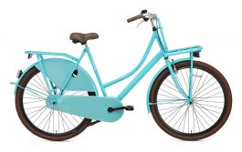Popal Carrier Transportfiets 28 inch - Turquoise