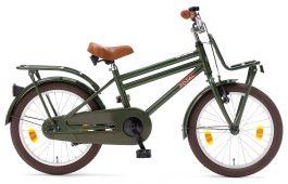 Popal Cooper Jongensfiets 18 inch - Groen