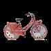 Popal Daily Dutch Basic+ Meisjesfiets 26 inch - Flamingo