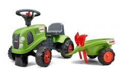 Falk Baby Claas Ride-On - Jongens - Groen - Tractor