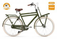 Popal Herenfiets Daily Dutch Prestige N7 RB - Groen