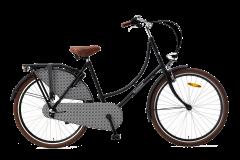 Popal Omafiets 26 inch N3 - Mat Zwart