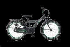 Popal Funjet Jongensfiets 22 inch N3 - Groen / Grijs