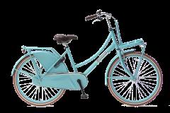 Popal Daily Dutch Basic Meisjesfiets 24 inch - Turquoise