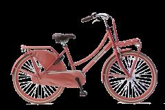 Popal Daily Dutch Basic Meisjesfiets 24 inch - Flamingo