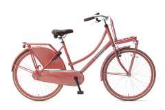 Popal Daily Dutch Basic Meisjesfiets 26 inch - Flamingo
