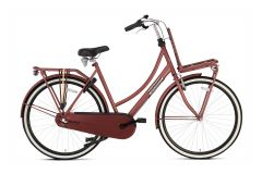 Popal Daily Dutch Basic+ Damesfiets N3 28 inch - Oak Red