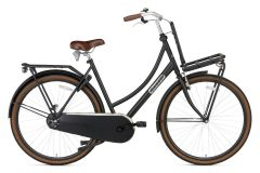 Popal Daily Dutch Basic Damesfiets 28 inch - Mat Zwart