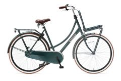Popal Daily Dutch Basic Damesfiets 28 inch - Forest Green