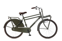 Popal Daily Dutch Basic Jongensfiets 26 inch - Army Green