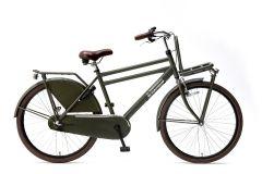 Popal Daily Dutch Basic+ Jongensfiets 26 inch N3 - Army Green