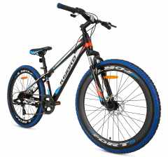 SuperSuper Kiyoko Mountainbike 26 inch N7 - Blauw