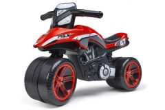 Falk Racing Team Moto - Unisex - Rood - Loopfiets