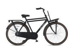 Altec Classic 28 inch Heren Transportfiets Zwart 53cm 2021 Nieuw