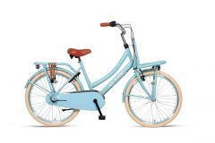 Altec Dutch 24inch Transportfiets N-3 Sky Blue