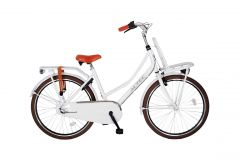 Altec Dutch 26inch Transportfiets N-3 Snow White