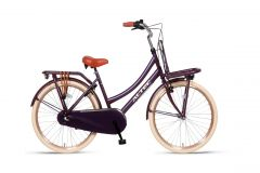 Altec Dutch 26inch Transportfiets N-3 Violet