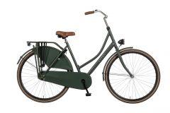 Altec London Omafiets 28 inch - Army Green-55cm