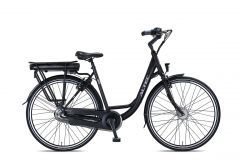 Altec Onyx Dames E-Bike 518Wh N3 - Mat Zwart