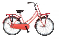 Altec Urban 24inch Transportfiets  Stain Red