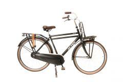 Altec Urban 28inch Transportfiets Heren 55cm Zwart Nieuw