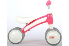 QPlay Cutey Ride On Loopfiets - Jongens en Meisjes - Roze