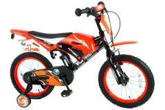 Volare Motorbike 16 inch jongensfiets met twee handremmen