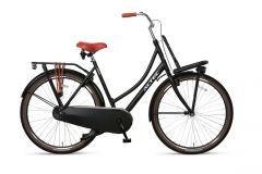 Altec Urban Transportfiets 28 inch - Zwart