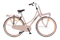 Popal Daily Dutch Basic Damesfiets 28 inch - Zalm