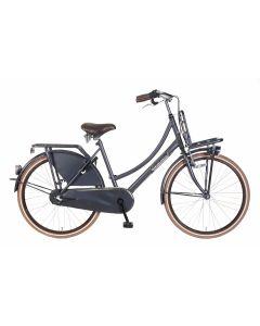 Popal Daily Dutch Basic+ Meisjesfiets 26 inch 3 Versnellingen - Petrol Blauw