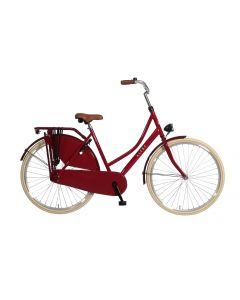 Altec London Omafiets 28 inch - Rood