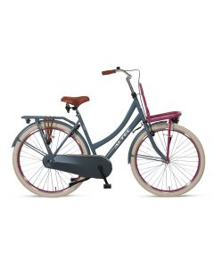 Altec Urban Transportfiets 28 inch - Grijs Roze