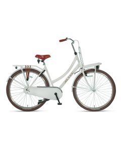 Altec Urban Transportfiets 28 inch - Pearl White