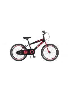 Umit Faster MTB 20 inch - Zwart / Rood
