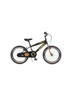 Umit Faster MTB 20 inch - Zwart / Goud