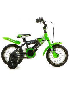 Popal Bike 2 Fly 12 inch - Groen