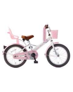 Popal Little Miss Meisjesfiets 16 inch - Wit
