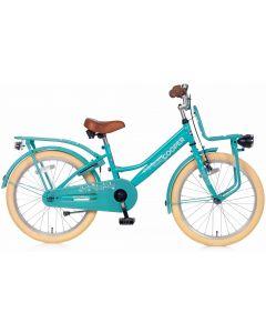 Popal Cooper Meisjesfiets 20 inch - Turquoise