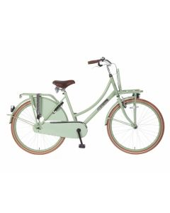 Transportfiets 26 inch  Daily Dutch - Groen
