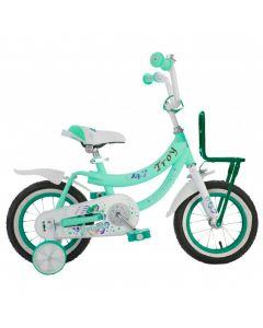 Troy Princess Kinderfiets 12 inch - Groen