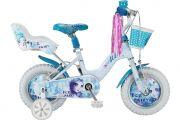 Altec Ice Fairy 12 inch Wit meisjesfiets *** ACTIE UITVERKOOP -OP=OP ***