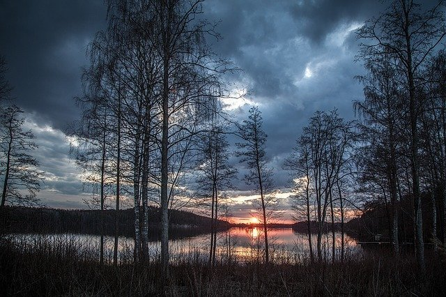 Fietsen in Finland - Lappeenranta