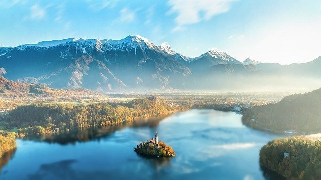 Fietsen in Slovenië - Julische Alpen
