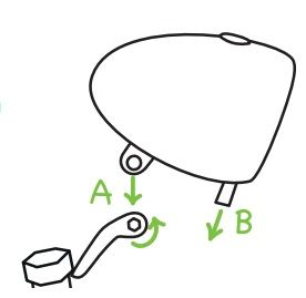 Voorlamp - Popal fiets in elkaar zetten