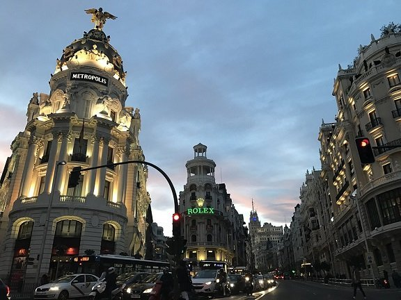 fietsroutes in Madrid